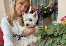 Леся Никитюк показала забавные кадры со своим домашним любимцем
