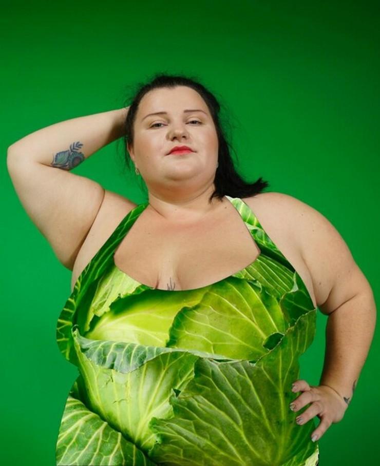 Певица Alyona Alyona назвала свой теперешний вес и заявила, что собирается худеть