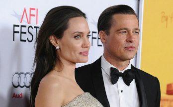 Анджелина Джоли рассказала, почему они с Брэдом Питтом расстались
