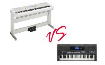В чем разница между синтезатором и цифровым пианино?