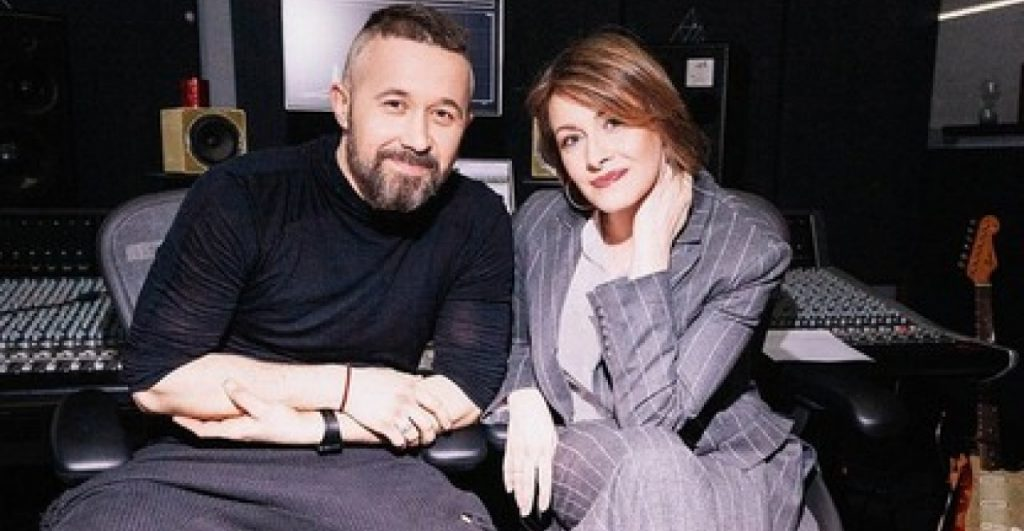 Сергей Бабкин записал песню вместе с Еленой Кравец