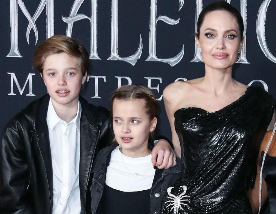 Еще один ребенок Анджелины Джоли захотел сменить пол