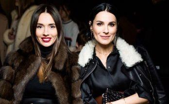 Так похожи: Маша Ефросинина поделилась снимками младшей сестры Лизы Ющенко
