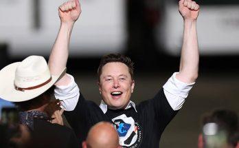 Историческое событие: компания SpaceX Илона Маска запустила в космос многоразовый пилотируемый космический корабль