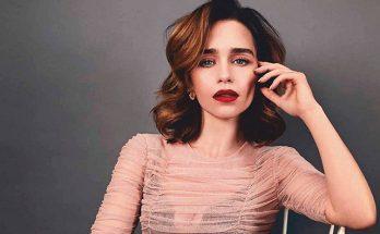Муза Dolce & Gabbana: Эмилия Кларк снялась в фотосессии для Harper's Bazaar