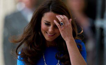 Любимое платье Кейт Миддлтон: в нем она появилась на публике уже в шестой раз