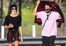 Прогулялись по Малибу: Джареда Лето с его возлюбленной сфотографировали папарацци