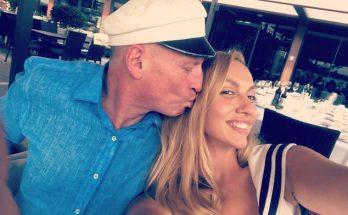 Редкое фото: Оля Полякова поздравила мужа с Днем рождения, показав его снимок