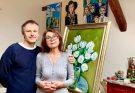 Редкий кадр: Святослав Вакарчук впервые показал свою маму