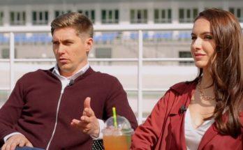 Спонтанные выходные: Владимир Остапчук и Кристина Горняк отдохнули в Одессе