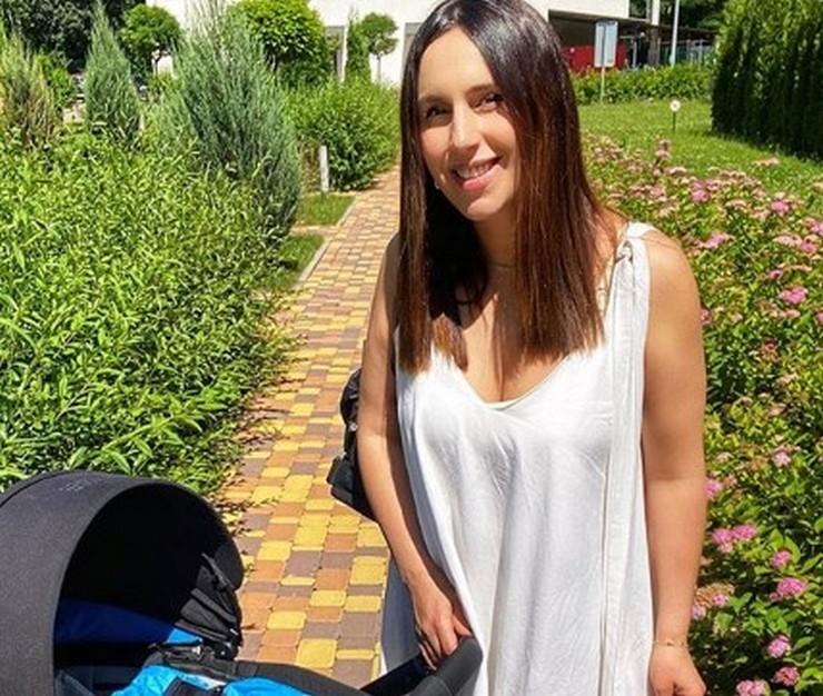 Джамала рассказала о новорожденном сыне