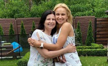 Лилия Ребрик умилила поклонников фото с мамой