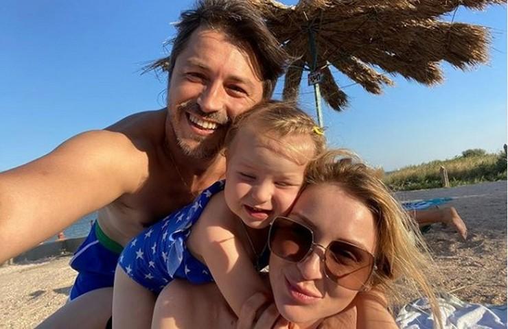 Сергей Притула показал милое видео с дочкой