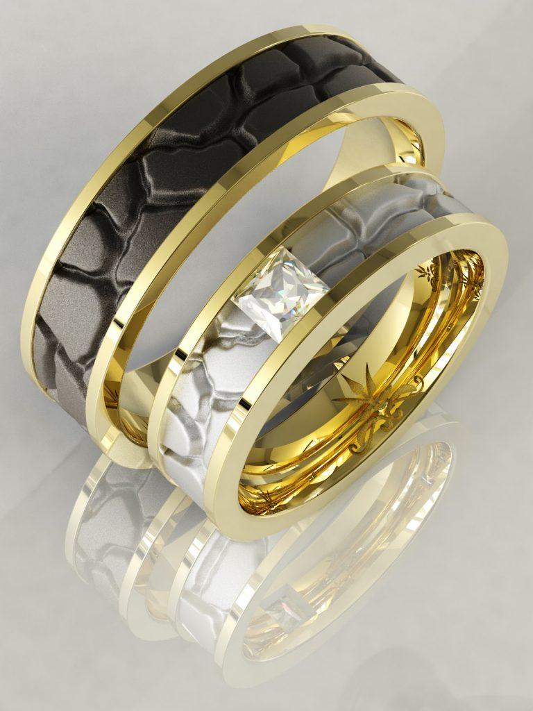 Сочетание серебра и золота: табу или норма?