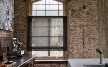 Римские шторы – уют в вашем доме