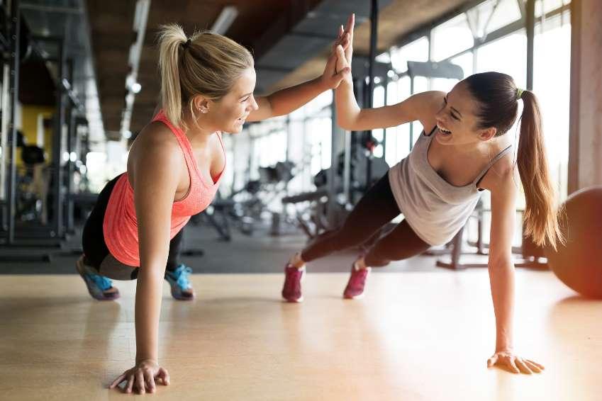 5 основных правил спортивных тренировок