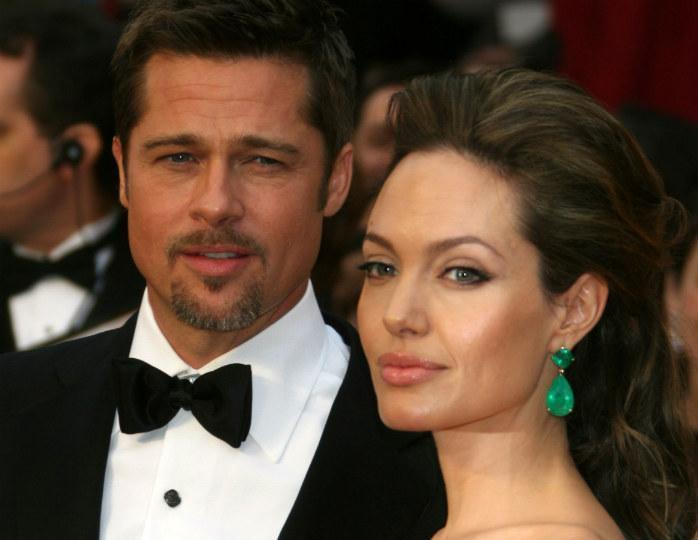 Анджелина Джоли и Брэд Питт окончательно пришли к мировой