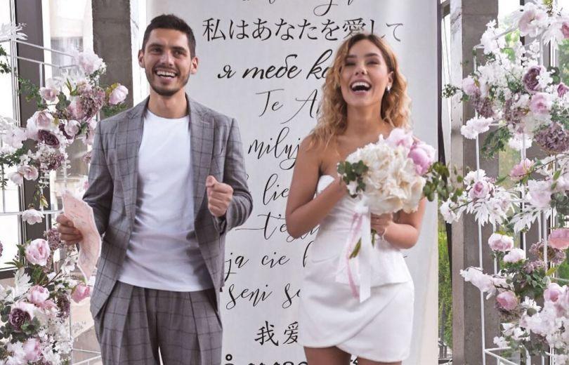 Даша Квиткова рассказала о форс-мажоре, который произошел во время подготовки к ее свадьбе