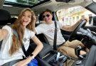 Спонтанное путешествие: Дмитрий Комаров и Александра Кучеренко отправились в незапланированную поездку