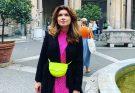 Не может нарадоваться: Ирина Монатик показала ошеломительно большой букет, подаренный мужем