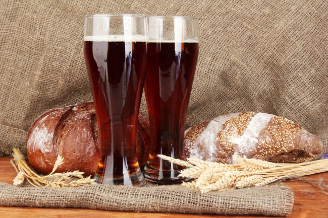 Рецепт кваса на ржаном хлебе