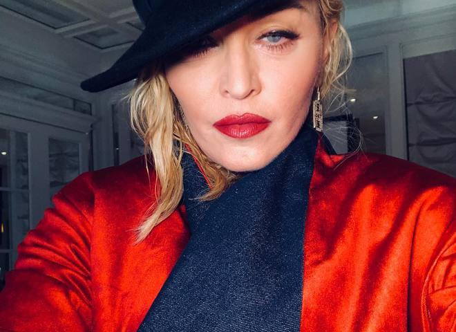 Мадонна опубликовала ужасную правду о коронавирусе, но ее видео удалили