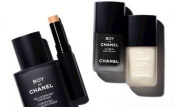 Мужской макияж: Chanel расширили линейку косметики для мужчин
