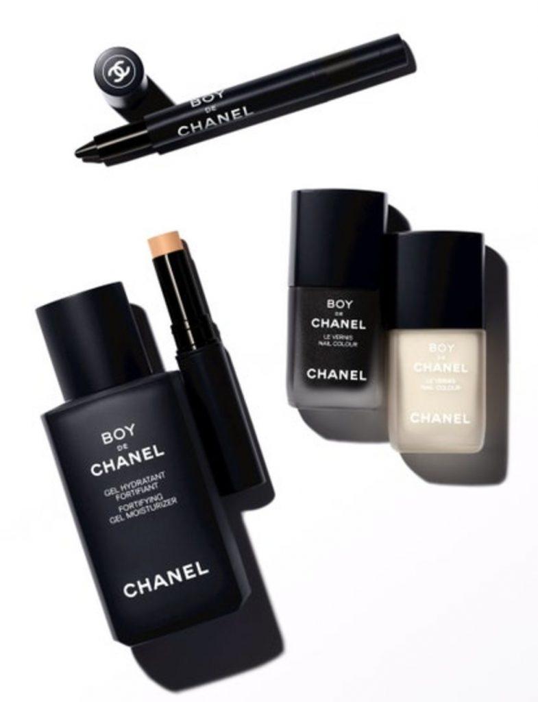 Chanel расширили линейку косметики для мужчин