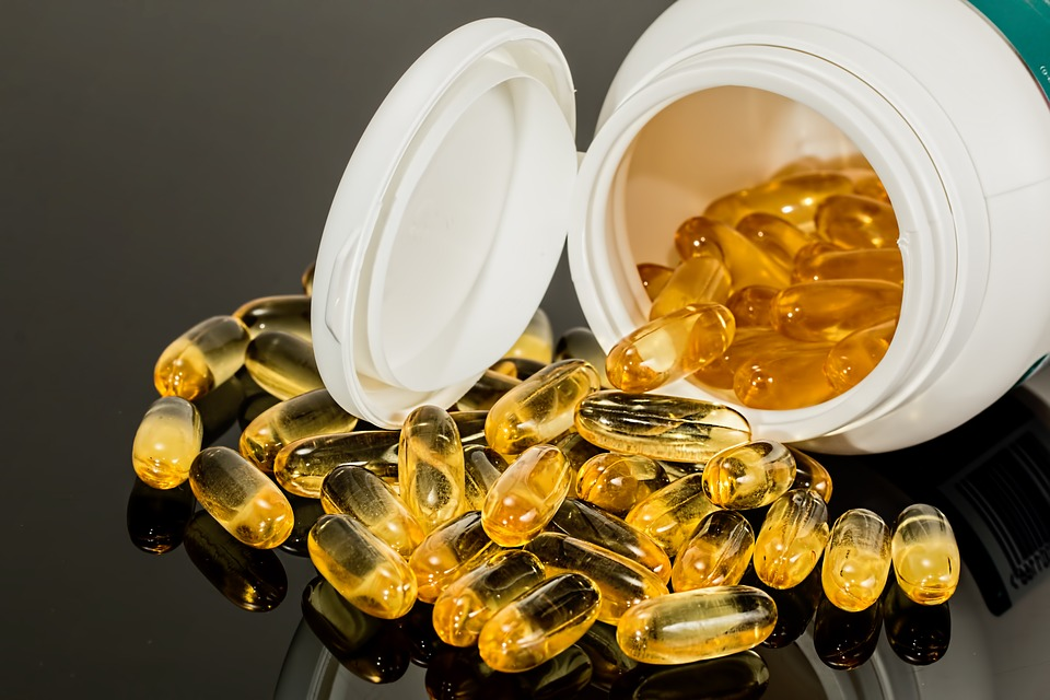 Витамины, которые способствуют похудению