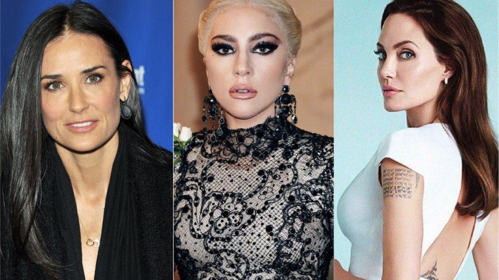 Как знаменитости маскируют недостатки с помощью макияжа