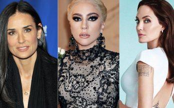 Как знаменитости маскируют недостатки с помощью макияжа: и вы так сможете
