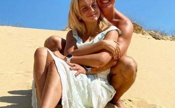 Лилия Ребрик порадовала поклонников романтичными кадрами с мужем