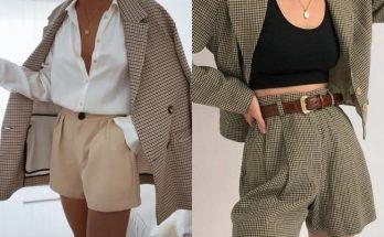 Бермуды: три самых стильных сочетания с идеальными шортами для лета