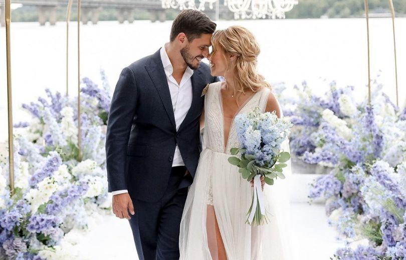 Даша Квиткова показала видео своей шикарной свадьбы
