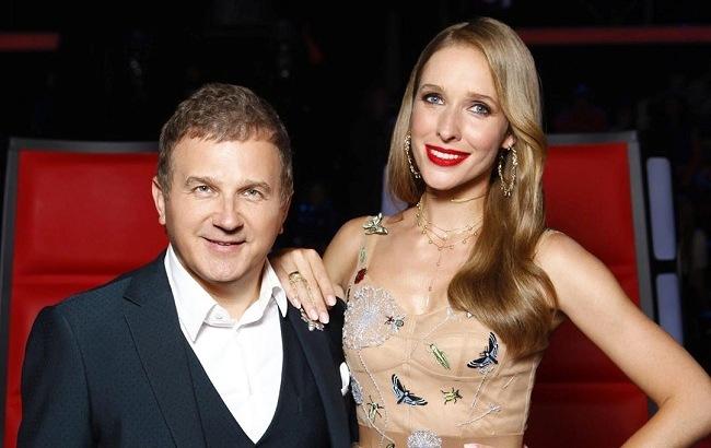 Катя Осадчая и Юрий Горбунов позировали в парном look-е