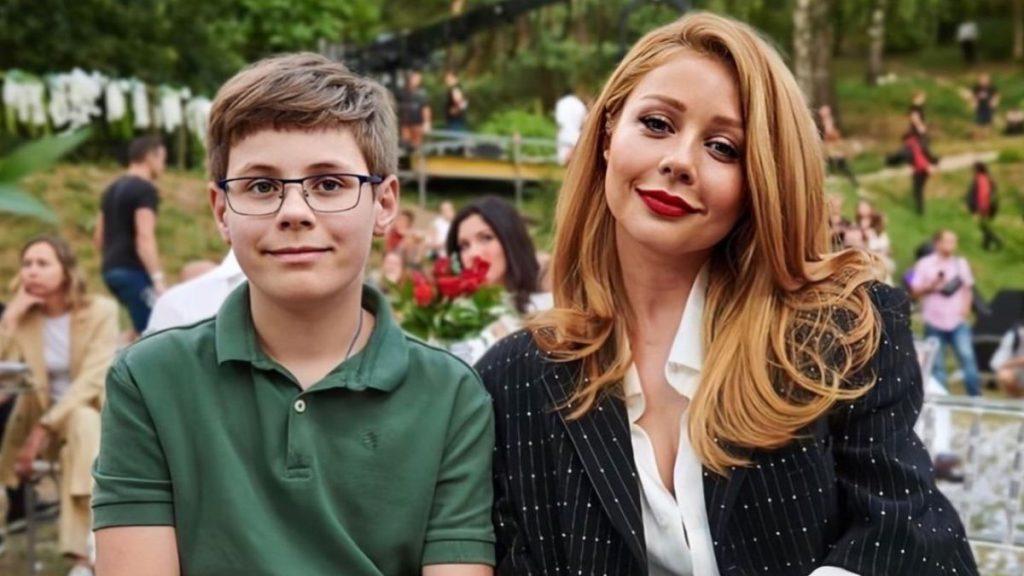 Тина Кароль рассказала, вернется ли ее сын в Лондон