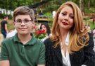 «Мы для себя все решили: Тина Кароль рассказала, вернется ли ее сын в Лондон