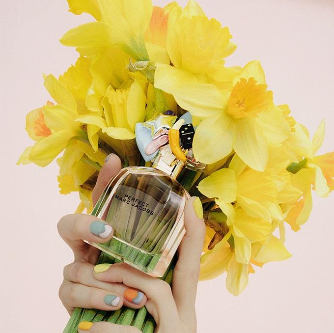 17-летняя дочка Кейт Мосс стала лицом рекламной кампании парфюма от Marc Jacobs