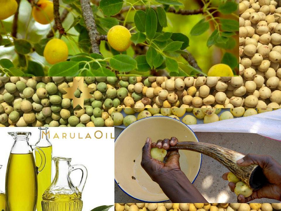 Что такое масло марулы