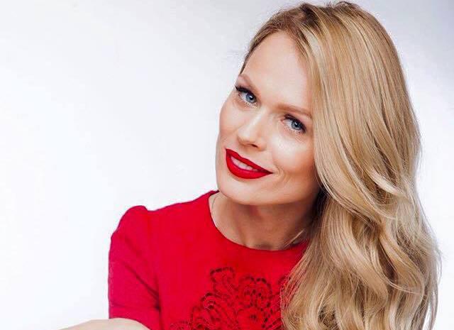 Ольга Фреймут в пышном платье показала видео с «Танців з зірками»