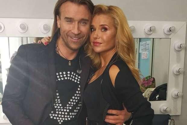 Жена Олега Винника изменила прическу