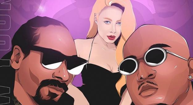 Тина Кароль записала трек совместно со Snoop Dogg и Luca Dayz