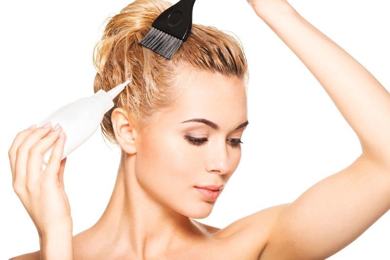 Перманентная краска для волос может провоцировать рак