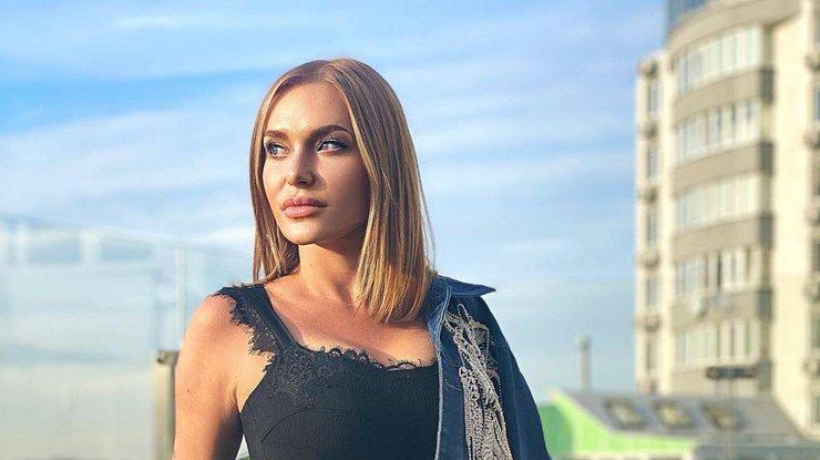 Слава Каминская прокомментировала вылет из шоу «Танці з зірками»