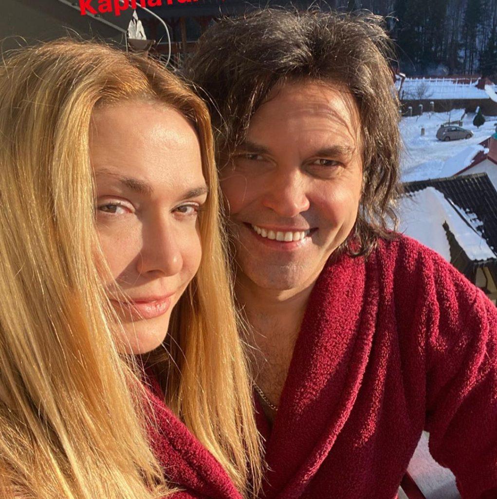 Ольга Сумская вспомнила свое первое свидание с мужем