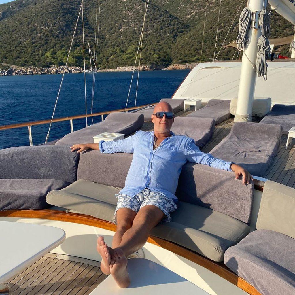 Потап показал свой отдых в Турции