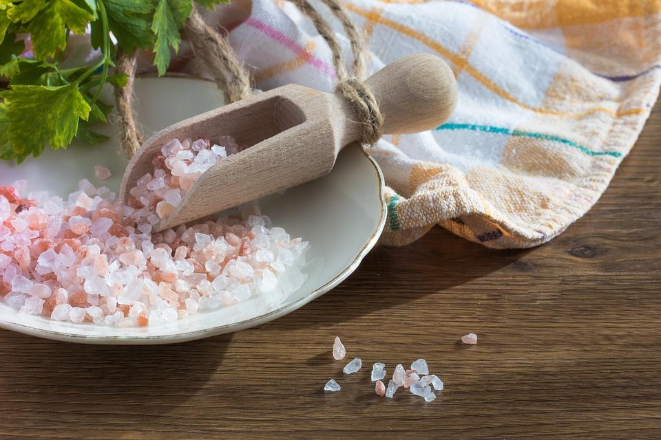 Самые полезные виды соли