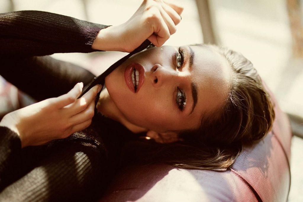 Юлия Санина снялась в невероятной фотосессии
