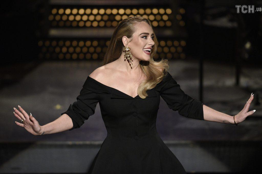 Похудевшая Адель восхитила поклонников на шоу Saturday Night Live