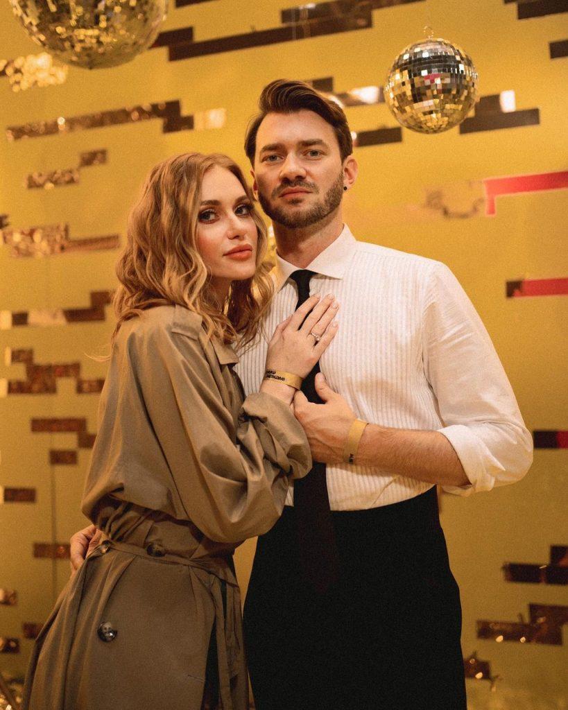 Слава Каминская и Дмитрий Дикусар снялись в романтическом видео